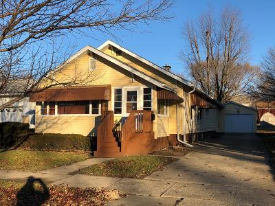 Vermilion County Single Family Home For Sale: 812 S 4th St