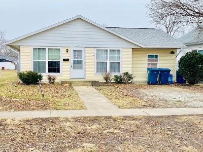 Vermilion County Single Family Home For Sale: 637 E Thompson