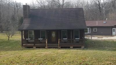 Danville Single Family Home For Sale: 134 S Daisy Lane