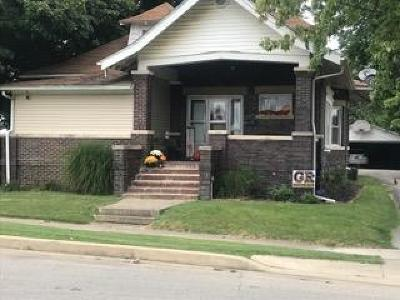 Vermilion County Single Family Home For Sale: 305 W West