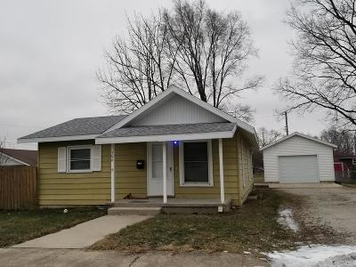 Vermilion County Single Family Home For Sale: 306 W 7th