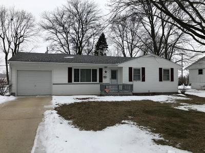 Vermilion County Single Family Home For Sale: 918 Sprague