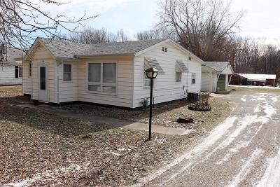 Vermilion County Single Family Home For Sale: 584 Brickyard Road