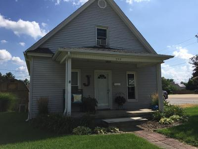 Vermilion County Single Family Home For Sale: 200 McKinley