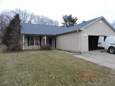 Vermilion County Single Family Home For Sale: 3817 N Lake Blvd