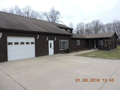 Vermilion County Single Family Home For Sale: 3115 E Voorhees