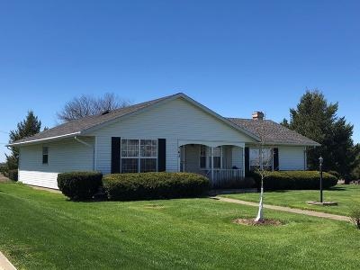 Vermilion County Single Family Home For Sale: 743 Trego Drive