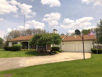 Vermilion County Single Family Home For Sale: 501 Sycamore Dr