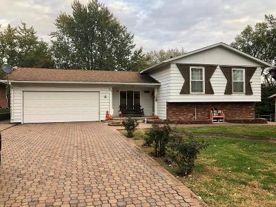 Vermilion County Single Family Home For Sale: 1413 Logan