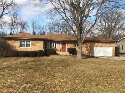 Danville Single Family Home For Sale: 114 Wilson