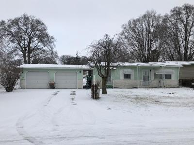 Vermilion County Single Family Home For Sale: 412 W Chestnut
