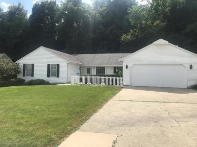Danville Single Family Home For Sale: 2582 Rue Bienville