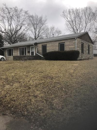 Danville Single Family Home For Sale: 1705 Crestview
