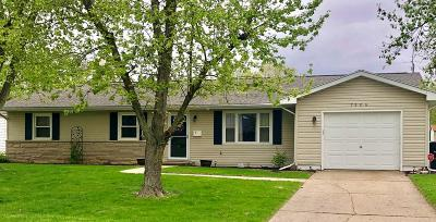 Danville Single Family Home For Sale: 2806 Countryway