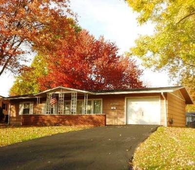 Danville Single Family Home For Sale: 609 Fairlawn