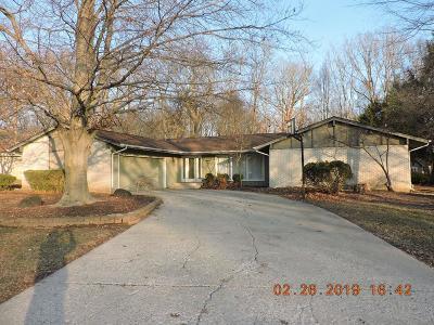 Danville Single Family Home For Sale: 38 Lakeshore