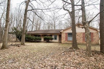 Vermilion County Single Family Home For Sale: 13782 E 2200 North Road