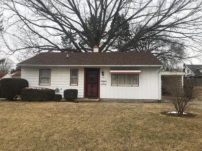 Danville Single Family Home For Sale: 201 E Columbia