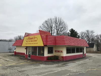 Vermilion County Commercial For Sale: 1112 E Voorhees