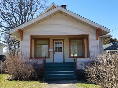 Vermilion County Single Family Home For Sale: 104 N Beard