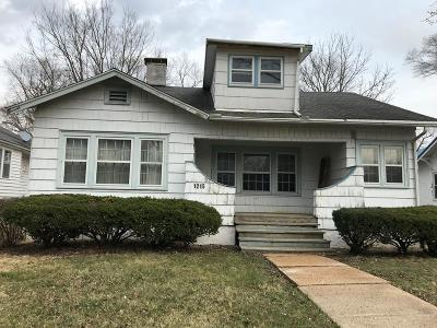 Vermilion County Single Family Home For Sale: 1215 N Grant