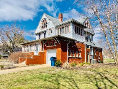 Vermilion County Single Family Home For Sale: 604 E Penn