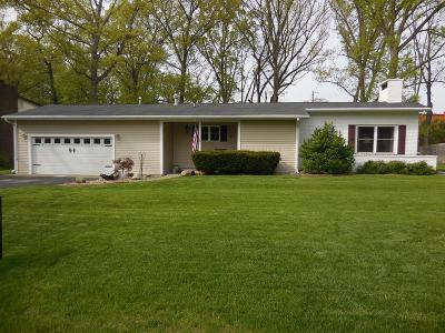 Vermilion County Single Family Home For Sale: 5 Shady Lane