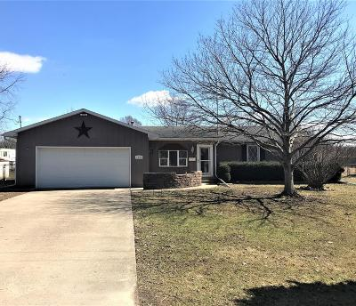 Vermilion County Single Family Home For Sale: 2506 Alpha Dr.