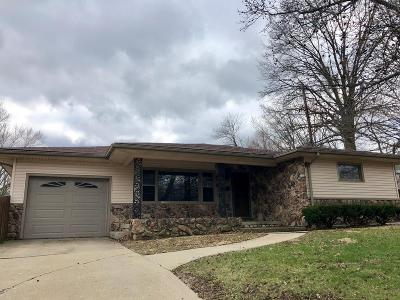 Vermilion County Single Family Home For Sale: 420 E Winter