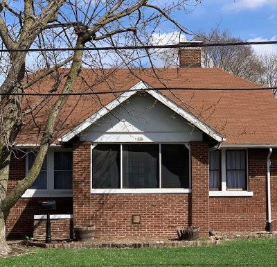 Vermilion County Single Family Home For Sale: 925 N Griffin