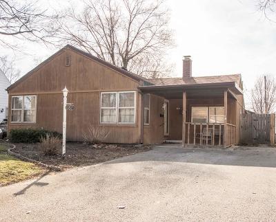 Danville Single Family Home For Sale: 1654 N Franklin