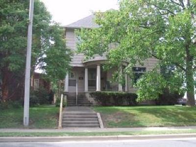 Danville Multi Family Home For Sale: 1204 N Vermilion