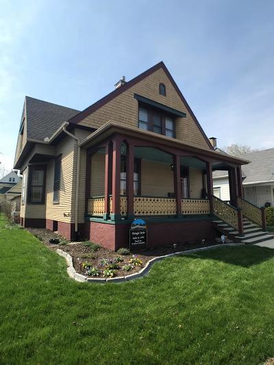 Danville Single Family Home For Sale: 110 Payne