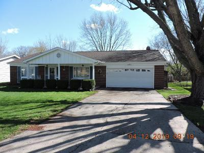 Danville Single Family Home For Sale: 2813 East Road