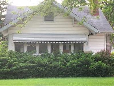 Danville Single Family Home For Sale: 1407 Oak