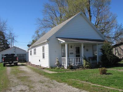 Vermilion County Single Family Home For Sale: 502 E 11th