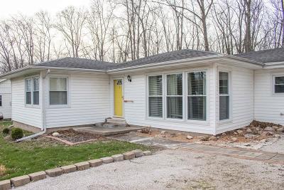 Vermilion County Single Family Home For Sale: 11 Dixie Acres