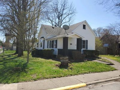 Vermilion County Single Family Home For Sale: 204 W Main Street