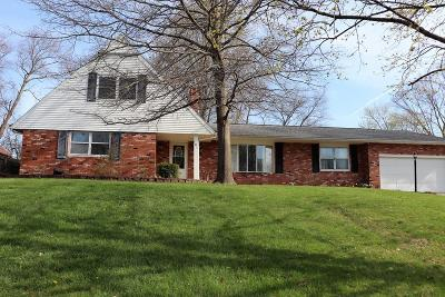 Danville Single Family Home For Sale: 101 Thornhill Drive