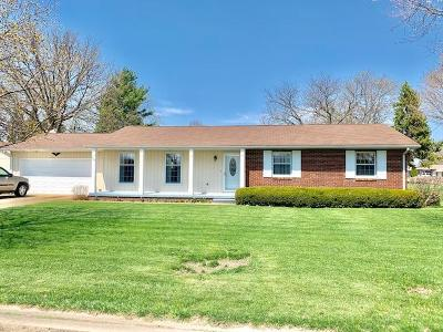 Vermilion County Single Family Home For Sale: 704 W Maple St