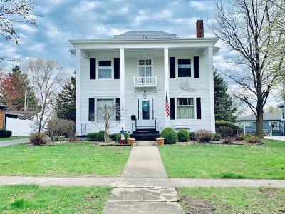 Vermilion County Single Family Home For Sale: 805 E Washington