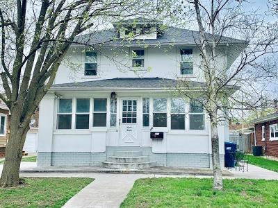 Vermilion County Single Family Home For Sale: 812 E Lincoln St