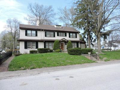 Danville Single Family Home For Sale: 1101 Maywood