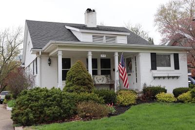 Vermilion County Single Family Home For Sale: 215 E Winter