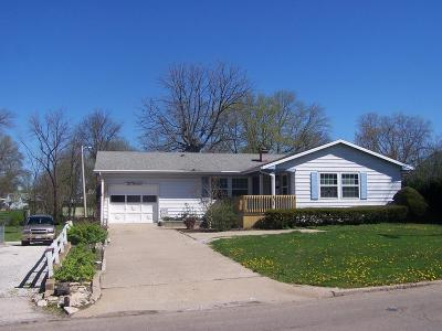 Vermilion County Single Family Home For Sale: 1019 Cleveland Ave.
