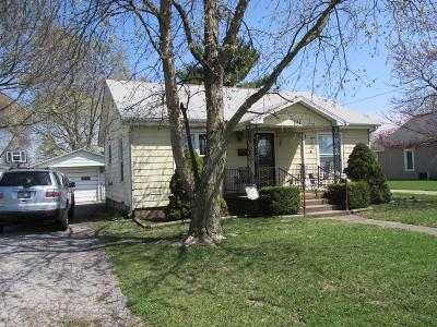 Vermilion County Single Family Home For Sale: 1111 S State