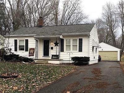 Danville Single Family Home For Sale: 410 E Chester Ave