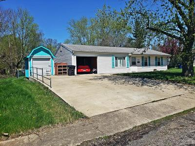Danville Single Family Home For Sale: 1003 Holiday Dr.