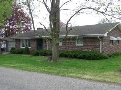 Vermilion County Single Family Home For Sale: 219 Oak