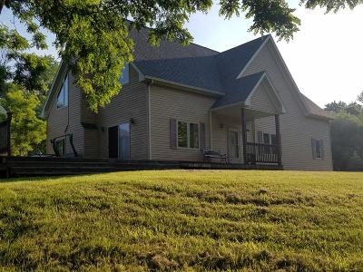 Vermilion County Single Family Home For Sale: 212 Maple Leaf Trail